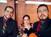 Trio serenatas y eventos cdmx y edomex