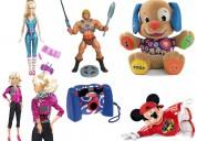 Arme cajas de juguetes desde casa.