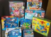 Trabajo de medio tiempo armando cajas de juguetes