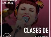 Academia de música arp. clases de canto