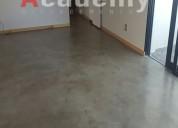 Microcemento academy cancun