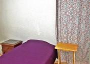 Renta habitación amueblada en narciso mendoza.