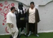 Guerra de la galaxias show infantil ciudad de méx