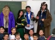 Piratas del caribe show infantil ciudad de mexico