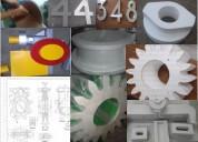 Fabricación de modelos para fundicion