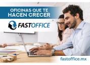 Se rentan oficinas virtuales