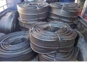 Banda flexible de pvc rollo c/25 mts lineales