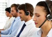 Agente telefónico/ medio tiempo