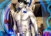 Show performance en tu fiesta el apache de plata