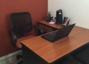 Bonita oficina en av moctezuma
