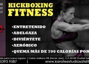 Fitness quema calorías