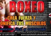 Boxeo - box