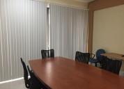 Renta una oficina 12m2 $3700