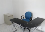 Adquiere tu oficina totalmente amueblada en tlalne