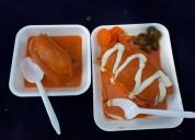 Deliciosos lonches y lonchecitos baÑados
