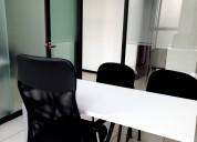 Hermosas oficinas que te hacen crecer