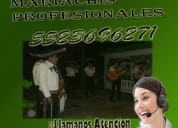 Mariachis económicos en Álvaro obregón 5523696271