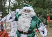 Renta de Santa Claus di Bahrhi. En CDMX