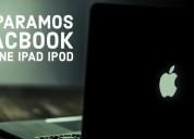 Reparacion d macbook mojadas