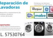 Reparacion de lavadoras y secadoras garantia