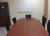 Renta de oficinas ejecutivas en tlalnepantla