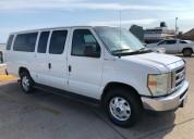 Se vende ford econoline 15 pasajeros 2010