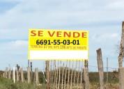 Terreno en excelente ubicación km 14 maxipista maz
