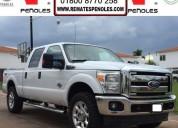 Peñoles remata ford f250 super duty 2012 pickup cr