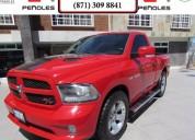 Peñoles vende dodge ram rt 2013 pickup regular cab