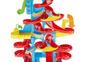 Empaca juguetes mattel en casa- gana $3000 semanal