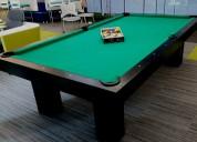 Excelente  mesa de billar
