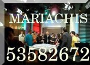 Alquiler de mariachis en mixcoac - 53582672 -24 hs