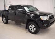 Toyota tacoma 2013 negra