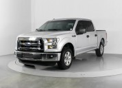 Ford f150 modelo 2016 color plata