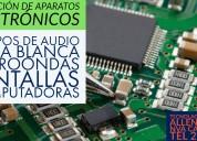 Reparacion de electronica para audio