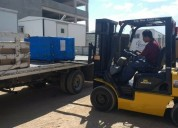 Renta de montacargas 2.5 ton en aguascalientes