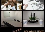 Ocupas o buscas un espacio con servicios exclusivo