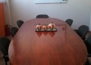 Inicia tus reuniones en nuestra sala ejecutiva