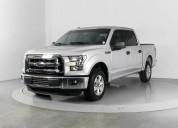 Ford f150 aÑo 2016 color plata