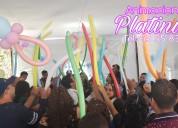 Organizadoras y animadoras de baby shower