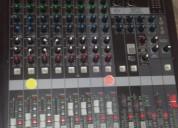 Vendo mezcladora de sonido yamaha barata cuidada