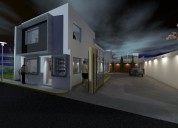 Proyectos arquitectonicos e industriales