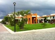 Bonita casa en venta dentro de villa tules