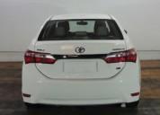 Toyota corolla modelo 2016