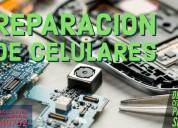 Repracion de celulares mojados y liberacion