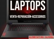 Venta de accesorios para laptop
