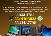 Reparamos tu macbook, pc, notebook, all in one