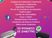Toner Original HP, Xerox, Brother, Samsung CDMX