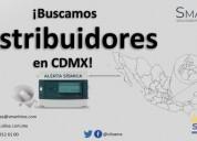 Buscamos distribuidores en cdmx