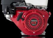 Motor a gasolina ohv marca honda modelo gx390 13.0